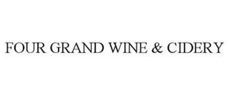 FOUR GRAND WINE & CIDERY
