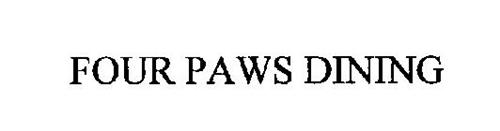 FOUR PAWS DINING