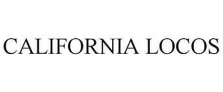 CALIFORNIA LOCOS