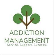 ADDICTION MANAGEMENT SERVICE. SUPPORT. SUCCESS.