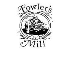 FOWLER'S MILL 1834