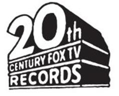 20TH CENTURY FOX TV RECORDS