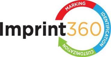 IMPRINT 360 MARKING IDENTIFICATION CUSTOMIZATION