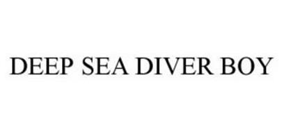 DEEP SEA DIVER BOY