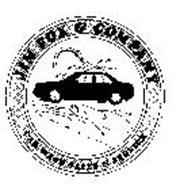 JIM FOX & COMPANY CAR WASH SALES & SERVICE