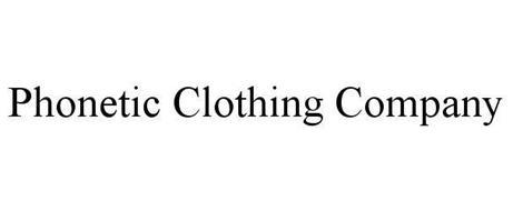 PHONETIC CLOTHING COMPANY