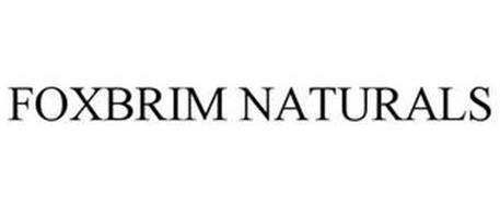 FOXBRIM NATURALS