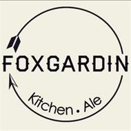 FOXGARDIN KITCHEN · ALE