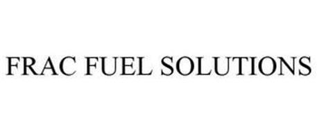 FRAC FUEL SOLUTIONS