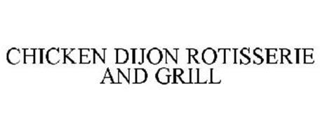 CHICKEN DIJON ROTISSERIE AND GRILL
