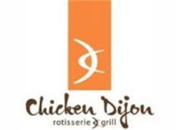 CHICKEN DIJON ROTISSERIE AND GRILL