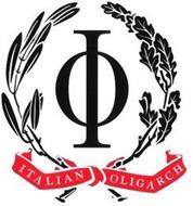 I O ITALIAN OLIGARCH