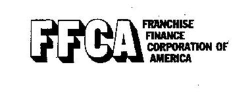 FFCA FRANCHISE FINANCE CORPORATION OF AMERICA