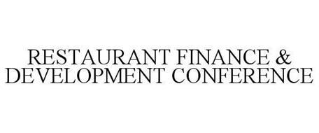 RESTAURANT FINANCE & DEVELOPMENT CONFERENCE