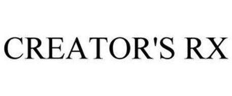 CREATOR'S RX