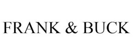 FRANK & BUCK