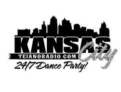 KANSAS CITY TEJANORADIO.COM 24/7 DANCE PARTY!