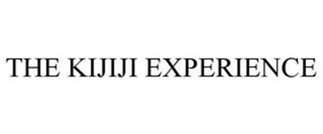 THE KIJIJI EXPERIENCE