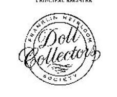 FRANKLIN HEIRLOOM DOLL COLLECTORS SOCIETY