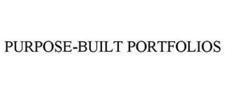 PURPOSE-BUILT PORTFOLIOS