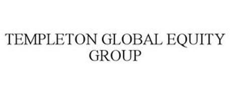 TEMPLETON GLOBAL EQUITY GROUP