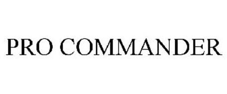 PRO COMMANDER