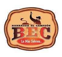BARBACOA EL CAMPEÓN BEC LA MÁS SABROSA