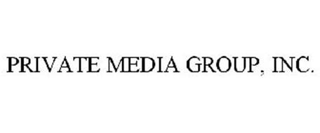 PRIVATE MEDIA GROUP, INC.