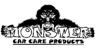 MONSTER CAR CARE PRODUCTS