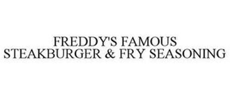 FREDDY'S FAMOUS STEAKBURGER & FRY SEASONING