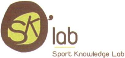 SK'LAB SPORT KNOWLEDGE LAB