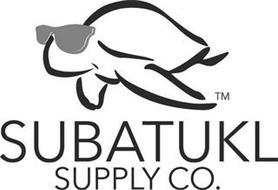 SUBATUKL SUPPLY CO.