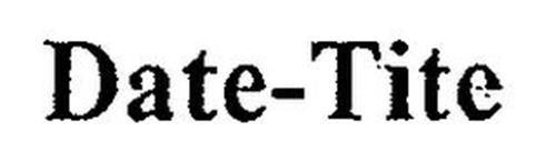 DATE-TITE