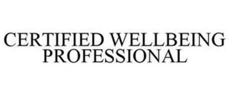CERTIFIED WELLBEING PROFESSIONAL