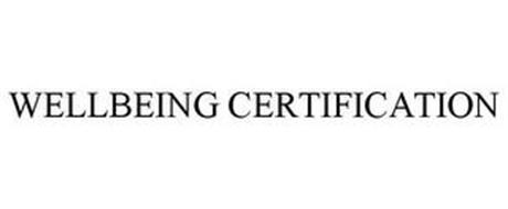 WELLBEING CERTIFICATION
