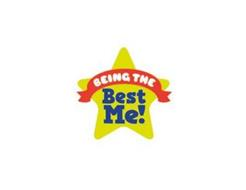 BEING THE BEST ME!