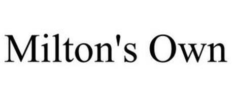 MILTON'S OWN