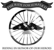 THE RIDE FOR SEMPER FI RIDING IN HONOR OF OUR HEROES