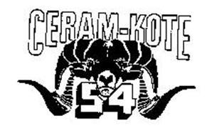 CERAM-KOTE 54
