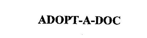 ADOPT-A-DOC