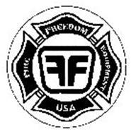 FF FREEDOM FIRE EQUIPMENT USA