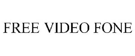 FREE VIDEO FONE