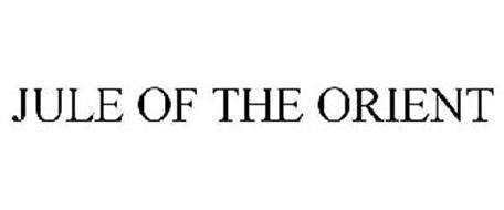 JULE OF THE ORIENT