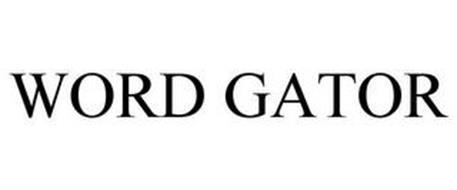 WORD GATOR