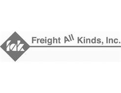 FAK FREIGHT ALL KINDS, INC.