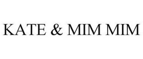 KATE & MIM MIM