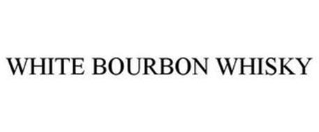 WHITE BOURBON WHISKY