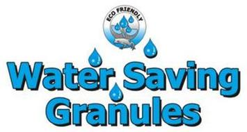 ECO FRIENDLY WATER SAVING GRANULES