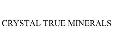 CRYSTAL TRUE MINERALS