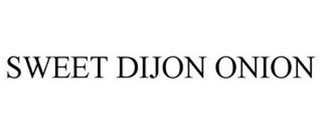 SWEET DIJON ONION